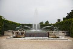 Gardens of Versailles Royalty Free Stock Photo