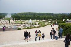 Gardens of Versailles Stock Photo