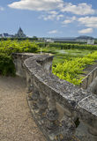Gardens of Villandry Royalty Free Stock Photos