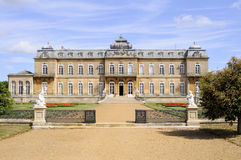 Gardens of wrest park Royalty Free Stock Image