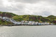 Gardenstown Schottland Stockfoto