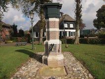 Garderen (Güeldres, los Países Bajos) Foto de archivo libre de regalías