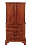 Garderob royaltyfri fotografi
