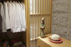 Garderob Royaltyfri Foto