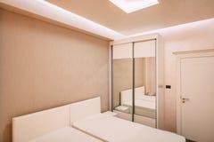 Garderob i lägenheten Royaltyfri Fotografi