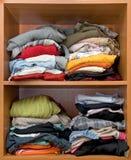 Garderobe Stock Afbeelding