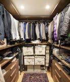 garderobe Lizenzfreies Stockfoto