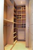 Garderobe binnen Stock Fotografie