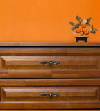 Garderoben- und Dekorbaum Stockfotos