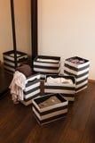 Garderobenbehälter Lizenzfreies Stockfoto