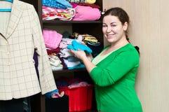 garderoby kobiety potomstwa Zdjęcie Royalty Free