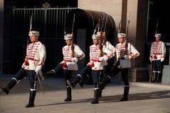 Gardes d'honneur Image libre de droits