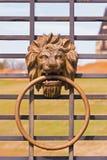 Gardien de château Image libre de droits