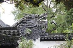 Gardien 1 de jardin de Changhaï Yu images stock