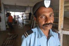 gardien de tsunami Photos libres de droits