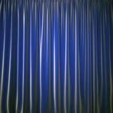 Gardinblåttfärg Royaltyfri Foto
