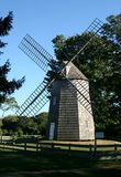 Gardiner's Windmill. Was built in september of 1804, in East Hampton, Long Island,New York Royalty Free Stock Image