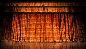 gardinetapp arkivbild