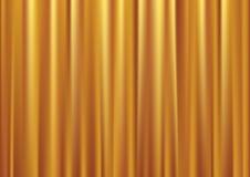 gardinguldvektor Royaltyfri Bild