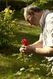 gardner подняло стоковая фотография