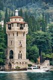 Gardone lighthouse royalty free stock image