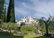 Gardone riviera стоковая фотография rf