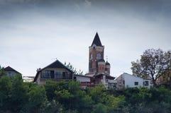 Gardos Kontrollturm Lizenzfreies Stockbild