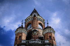 Gardos tower Stock Photo