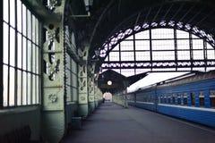 Gare Photo libre de droits
