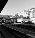 Gare Photographie stock libre de droits