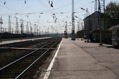 Gare Photo stock
