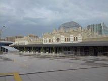 Gare britannique Images libres de droits