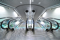 Gare centrale de Stockholm Photos libres de droits