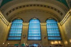 Gare centrale grande à New York Photo libre de droits