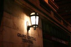 Gare centrale grande Photographie stock libre de droits