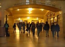 Gare centrale grande Photo stock