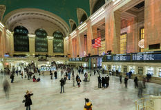 Gare centrale grande Photographie stock