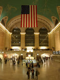 Gare centrale grande de New York Photos libres de droits