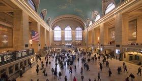 Gare centrale grande New York Photos stock