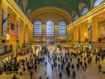 Gare centrale grande, New York Photos stock