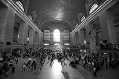 Gare centrale grande New York Photographie stock