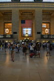 Gare centrale grande New York Photographie stock