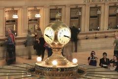 Gare centrale grande, New York photographie stock libre de droits