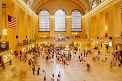 Gare centrale grande New York photo stock