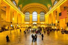 Gare centrale grande NYC Photos stock