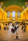 Gare centrale grande NYC Photographie stock libre de droits