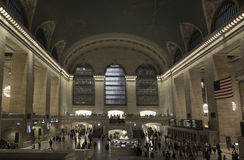 Gare centrale grande, NYC Photo libre de droits