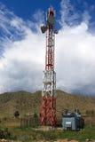 Gare d'émetteur récepteur de base Photos libres de droits