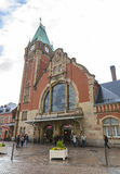 Gare de Colmar - railway station in Colmar, France Stock Images