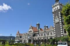 Gare de Dunedin photographie stock libre de droits